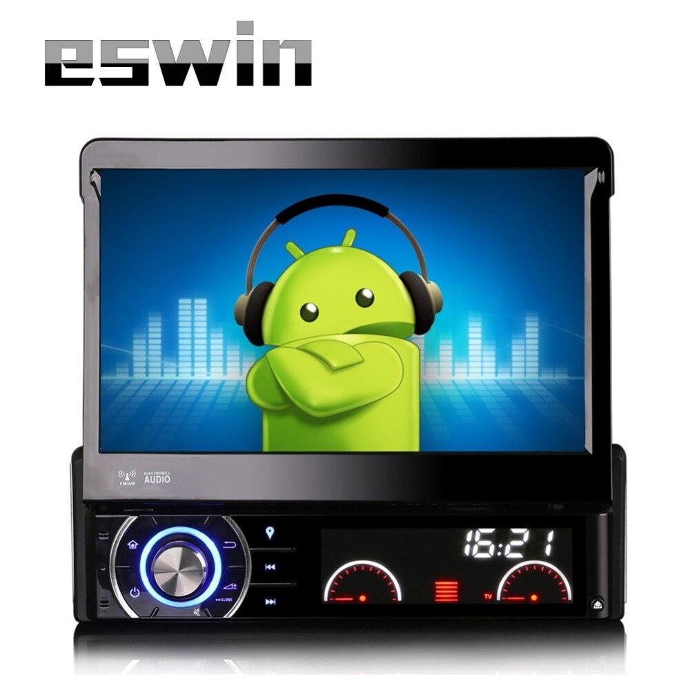 7 Pulgadas Un Din Coche Multmedia Android 4.4.4 Quad Core sistema de Hd 1024*600