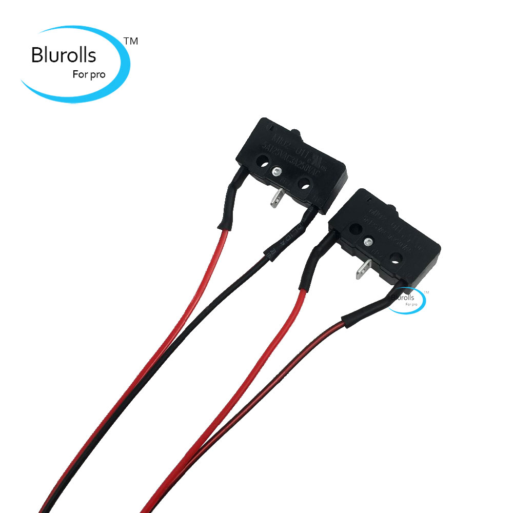 2pcs Reprap Prusa i3 mk2 mk2s 3d printer endstop, limit switches, compatiable with Mini-rambo board