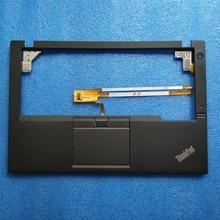 Новый оригинальный чехол для Lenovo ThinkPad X250 X250i X240, чехол для palmest, 3 тачпада с тремя клавишами, сканер отпечатка пальца, Cable00HT390 01YU100