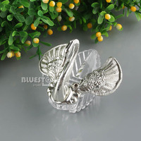 48Pcs Swan Wedding Favor Boxes Bomboniere Candy Box Wedding Favors Gift Free Shipping