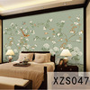 Custom 3D Print DIY Fabric Textile Wallcoverings For Walls Wallpaper Matt Silk For Bedding Living Room