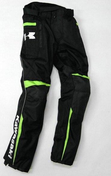 kawasaki Cycling equipment/Cycling pants/motorcycle pants/racing off-road pants/riding hockey pants/motorcycle trousers k-1