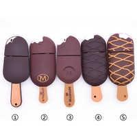 usb flash drive ice cream 4g/8gb/16gb/32gb/64g lovely pendrive usb stick pen drive USB flash drive memory stick U disk Hot gift