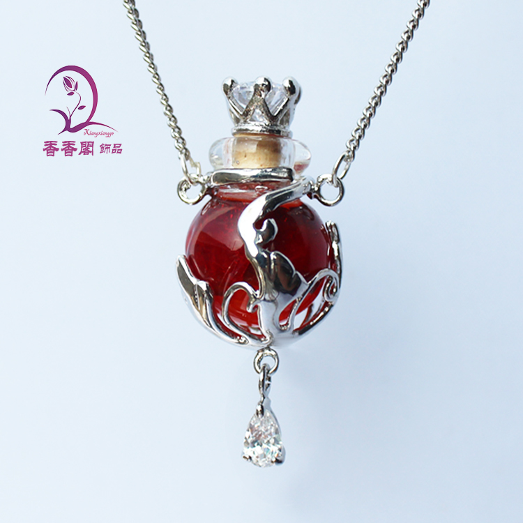 Buy aroma bottle pendants and get free shipping on aliexpress aloadofball Gallery