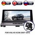 Android 7,1 RAM 2G Radio pantalla coche estéreo GPS navegación unidad principal Multimedia para Volvo XC90 2007-2013 gratis mapa y cámara