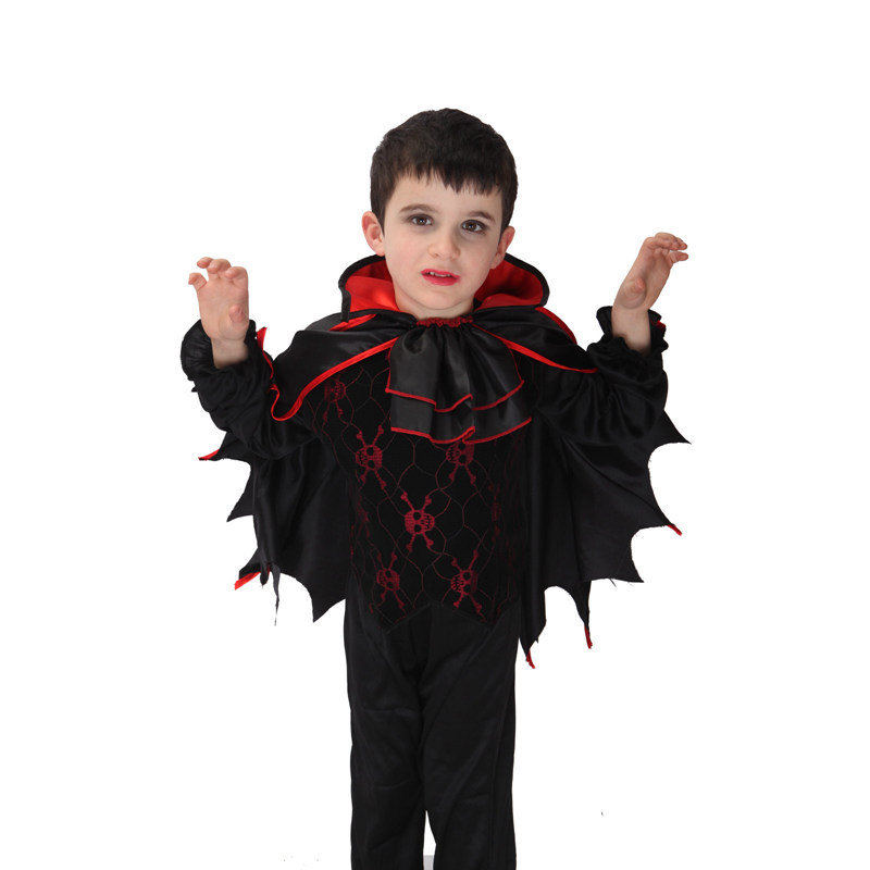 2016 Childrenu0027s Count Dracula V&ire Halloween Cosplay costume Kids fantasia Fancy dress Boyu0027s Carnival Party Outfit-in Kids Costumes u0026 Accessories from ...  sc 1 st  AliExpress.com & 2016 Childrenu0027s Count Dracula Vampire Halloween Cosplay costume Kids ...