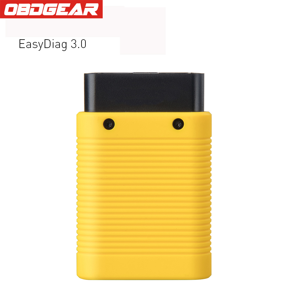 Launch easydiag 3.0/Plus with OBD2 Extended Cable Diagnostic Tool Android/iOS OBD2 Scanner EOBD/OBDII Code Reader X431 Easy Diag