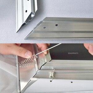 Image 3 - Ortam Işığı Reddetme ALR Ince Çerçeve 84 92 100 inç Projeksiyon Ekranı Için WEMAX Bir Sony Ultra Kısa Mesafeli UST projektörler