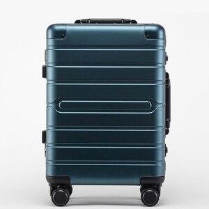 "Image 3 - CARRYLOVE 20 ""24"" 28 ""pouces 100% aluminium magnésium spinner voyage valise trolley bagages roulants pour voyager"