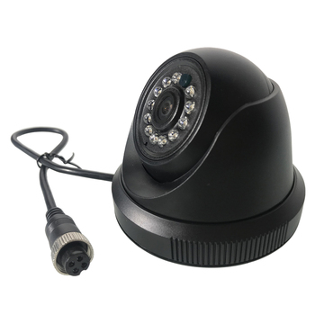 Máquinas pesadas/escavadeira/guindaste imagem invertendo AHD 960 P high-definition digital infravermelho 12 V tensão larga câmera do carro