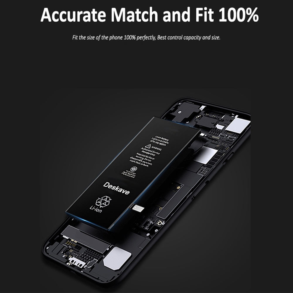 2019 NEW Smart Phone Mobile Battery For iPhone 5 SE 5S Battery Original 1624mAh Large Real Capacity Replacement Phone Batteries in Mobile Phone Batteries from Cellphones Telecommunications