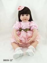 NPK 22 'princess simulation dolls, evade glue dolls, doll. DH039-22' ' toys for children