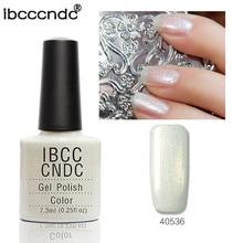 2018 IBCCCNDC Gel Nail Polish Manicure Salon Nail Art Gel Varnishes Soak Off LED UV Lamp Curing Nails Gelpolish Lacquer 40536