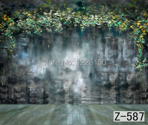 10*10ft Hand Painted Scenic cloth floor Backdrop,fundos photographyz-587,photo photographie studio,muslin photography backdrops