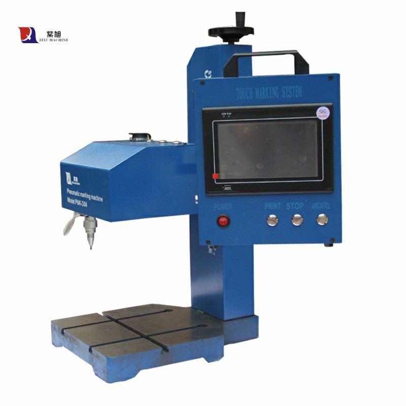 CNC Pneumatic Metal Engraving Machine From China
