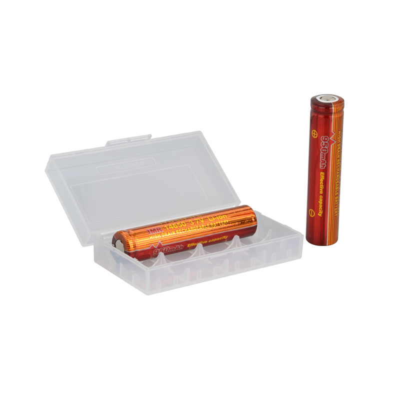 30pcs/lot TrustFire IMR 14650 3.7V 950mAh Li-ion High Drain Rechargeable Battery For Electronic Cigarette Output 10A Batteries
