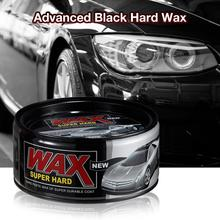 Advanced Black Car Solid Wax Hard Scratch Repair Care Brazilian Palm Paint Preventing UV And Acid Rain