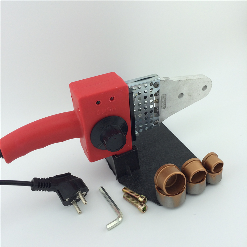 JIANHUA Brand New 20-32mm Temperature Controled PP-R Welding Machine Plastic Pipe Welding Machine Paper Box Package