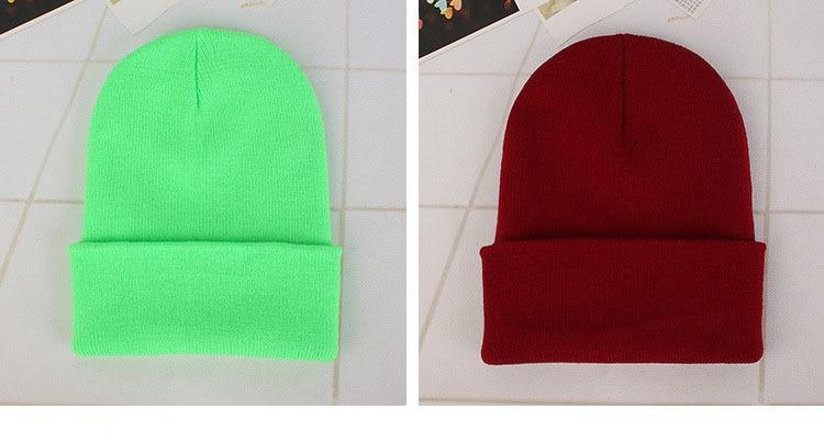 Winter Knit Beanies 13