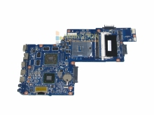 H000052630 laptop motherboard for toshiba satellite C850 L850 HM76 HD7610M DDR3