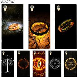 На Алиэкспресс купить чехол для смартфона the lord of the rings the one ring cover case for sony xperia z3 z5 premium m4 aqua m5 x xa xa1 c4 c5 e4 e5 xz xz2 compact plus