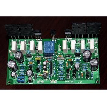 L28 AMP 350W Mono Audio 4ohm Power Amplifier Board With Speaker Protect YJ00163 assembled 1200w powerful amplifier board mono hifi audio amp board with heatsink