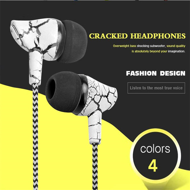 09 Earphones 3.5mm In-Ear Headset Music Sport Earbuds With Mic for iPhone Xiaomi Samsung PK Bluetooth Earphone S8 Am115 S6 S4 5