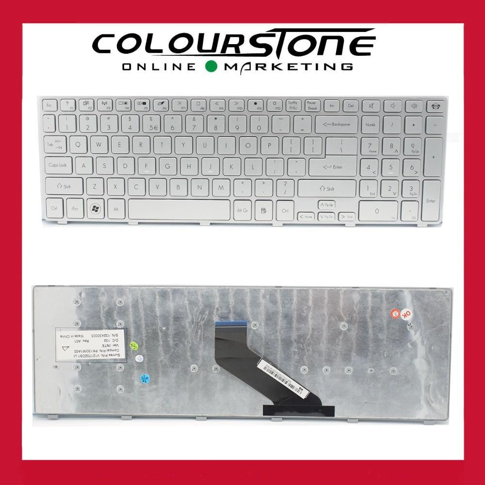NEW Genuine Gateway NV76R44u NV76R45u NV76R47u NV75S NV77H keyboard White US