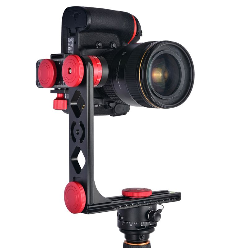 720 Degree Panoramic Head Aluminium Alloy with Ball Head Quick Release Plate for Nikon Canon Sony DSLR Camera720 Degree Panoramic Head Aluminium Alloy with Ball Head Quick Release Plate for Nikon Canon Sony DSLR Camera