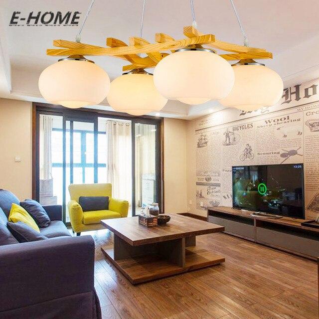 Lampen woonkamer landelijk cool donkere landelijke for Lampen japan