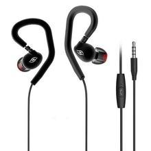 Cool HiFi In-Ear Earphone Sport Sweatproof Earphones Music Earplug Music Stereo  Earpiece For Traveling