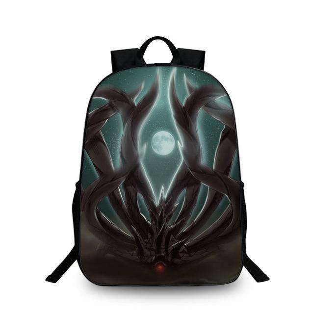 Naruto School Backpack  For School Boys Girls