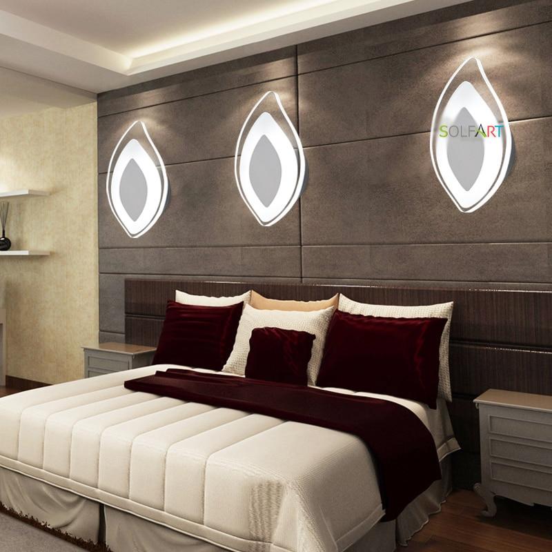 SOLFART shpon llambat e mureve për fletë të ndritshme në shtëpi, - Ndriçimit të brendshëm - Foto 1