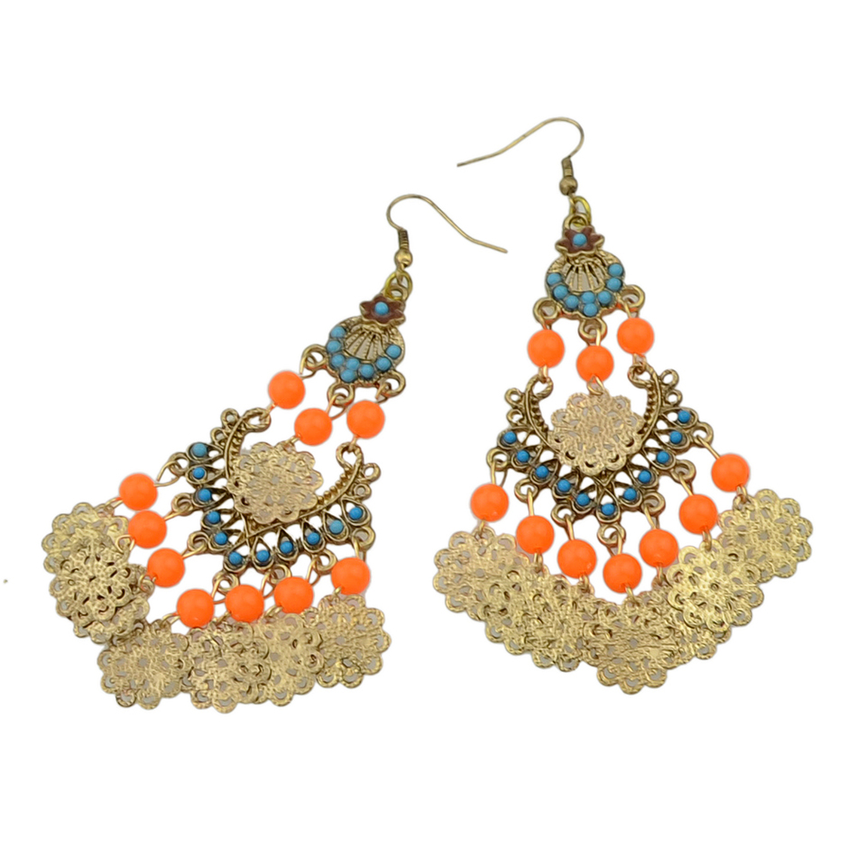 Online Shop Jufee Ethnic Style Bohemia Jewelry Gold-Color Chain ...