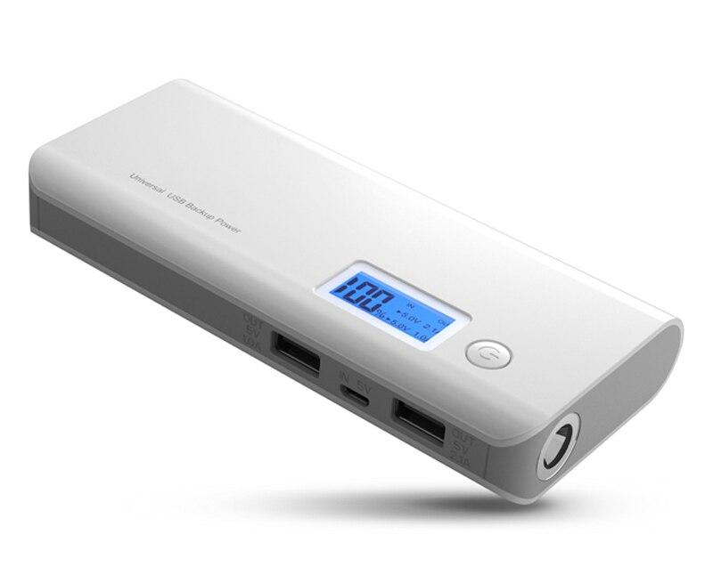 Banco do Poder de backup externo powerbank bateria Certificação de Qualidade : Fcc, ce, rohs