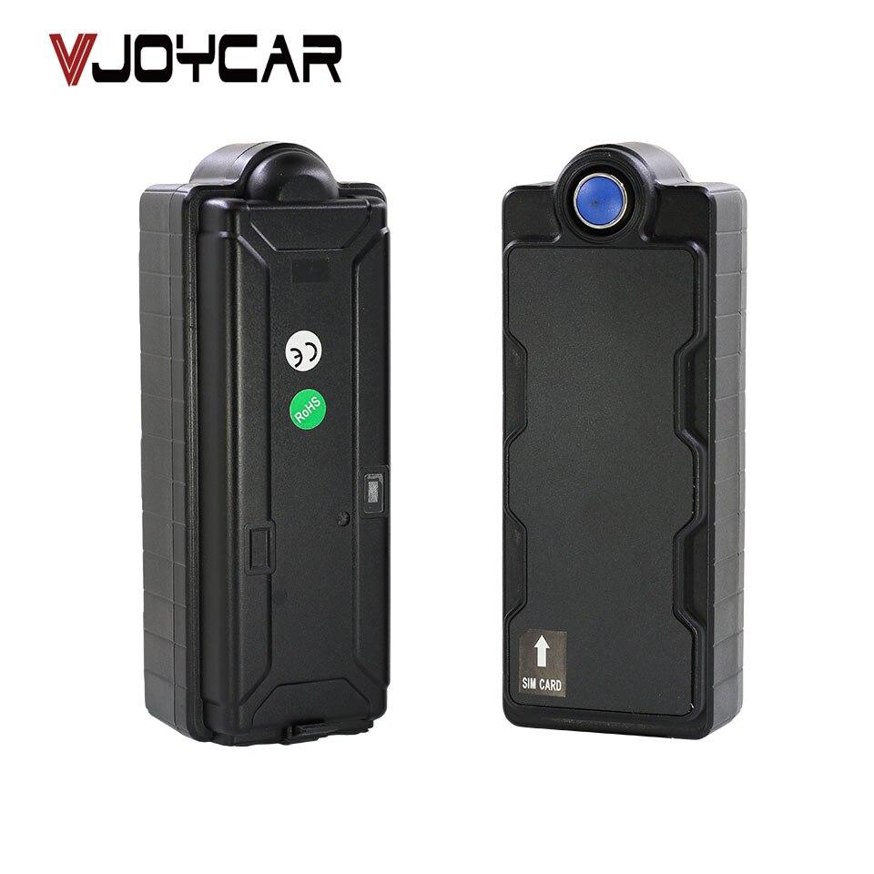 VJOYCAR высокое качество GPS трекер 20000 мАч Внутренний большой Аккумулятор Водонепроницаемый водонепроницаемость ipx7 автомобиль автомобиль устройство слежения локатор