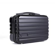 PC torba na ramię dla FIMI X8 Se walizka wodoodporna Fimi Drone duża pojemność przechowywania akcesoria do pudełek schowek pudełko ochronne tanie tanio BEHORSE 27 5*19 5*12 5cm XIAOMI 720g Drone torby For Fimi X8 SE Hard bag Black Silver