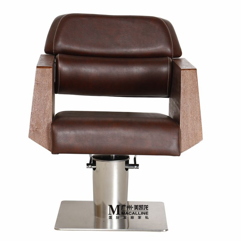 Salon Möbel Sedia Chaise Barbeiro Stoelen Friseur Sedie Schönheit Barbero Nagel Salon Möbel Barbearia Silla Shop Cadeira Barber Stuhl