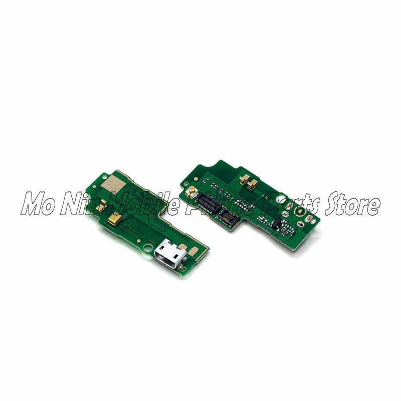 New Microphone Module+USB Charging Port Board Flex Cable Connector Parts For Huawei Honor 3X G750 Replacement