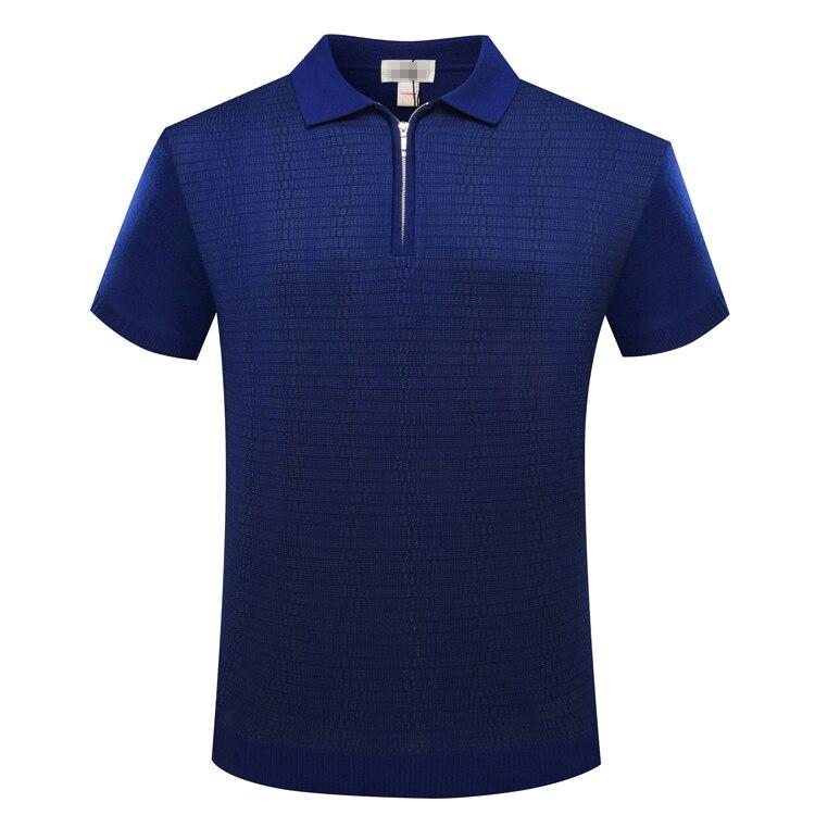 Camiseta multimillonaria TACE & SHARK para hombre 2018 nuevo estilo comercio comodidad geométrico diseñado libremente ropa masculina envío gratis-in Camisetas from Ropa de hombre    1