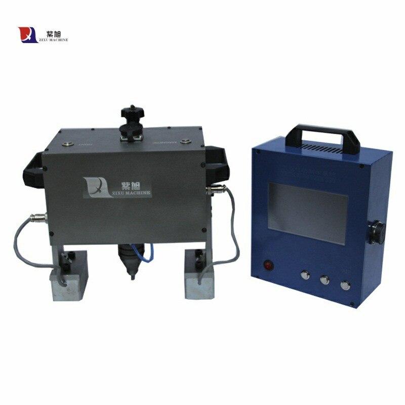 Marking Depth Metal Handheld Pneumatic Dot Pin Marking Machine