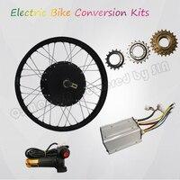 QS Motor 205 Electric Bicycle Kit E Bike Kit Spoke Hub Motor 3000W Powerful Hub Motor