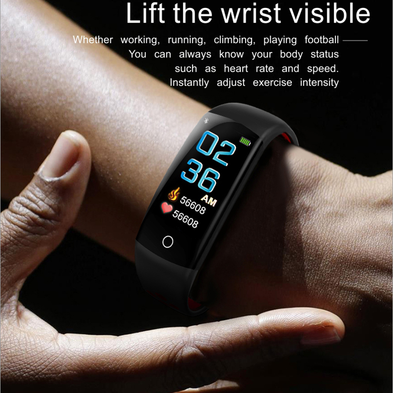 Image 3 - Smart Watch Men 3D dynamic UI Dial Intelligent Wearable Fitness Sport Wristband montre homme GPS Camera IOS Android Smart Watch-in Digital Watches from Watches