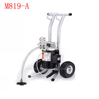 Free Shipping By DHL 1 Piece Airless Paint Sprayer M819 A Wall Painting Spraying High Pressure