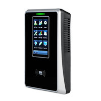 Touch Screen RFID Access Control Terminal SC700 Support 30000 cards and 100000 records 125 KHz Proximity Access Control