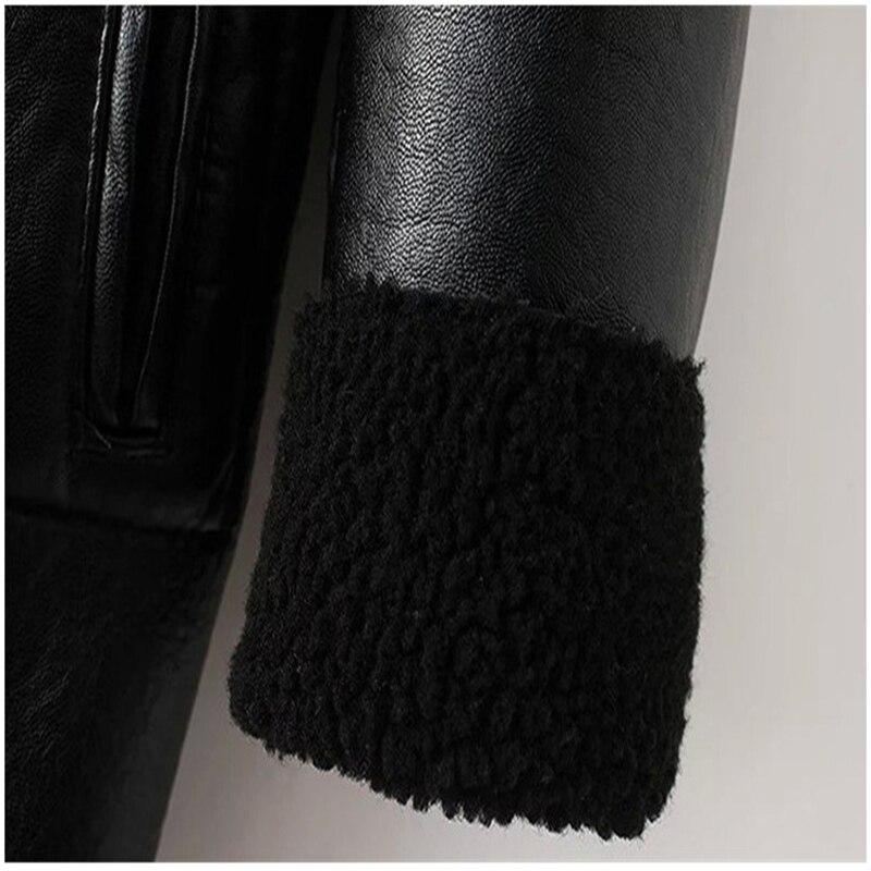 Hiver Qualité Black À Manteau Solide Veste Fois Vente Chaude Haute Lâche Automne La Plus 5xl Zl322 Taille 2018 Côtés Femelle Laine Porter Femmes wfYUqzx