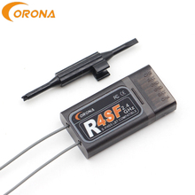 Corona 2.4G R4SF 4CH S FHSS/FHSS receiver compatible FUTABA S FHSS T6j T6K T8J T10J 14SG   16SZ 18MZ 4PLS remote control