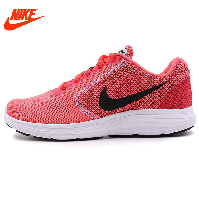 2017 NIKE Original Spring WMNS NIKE REVOLUTION 3 Women's Running Shoes  Sneakers