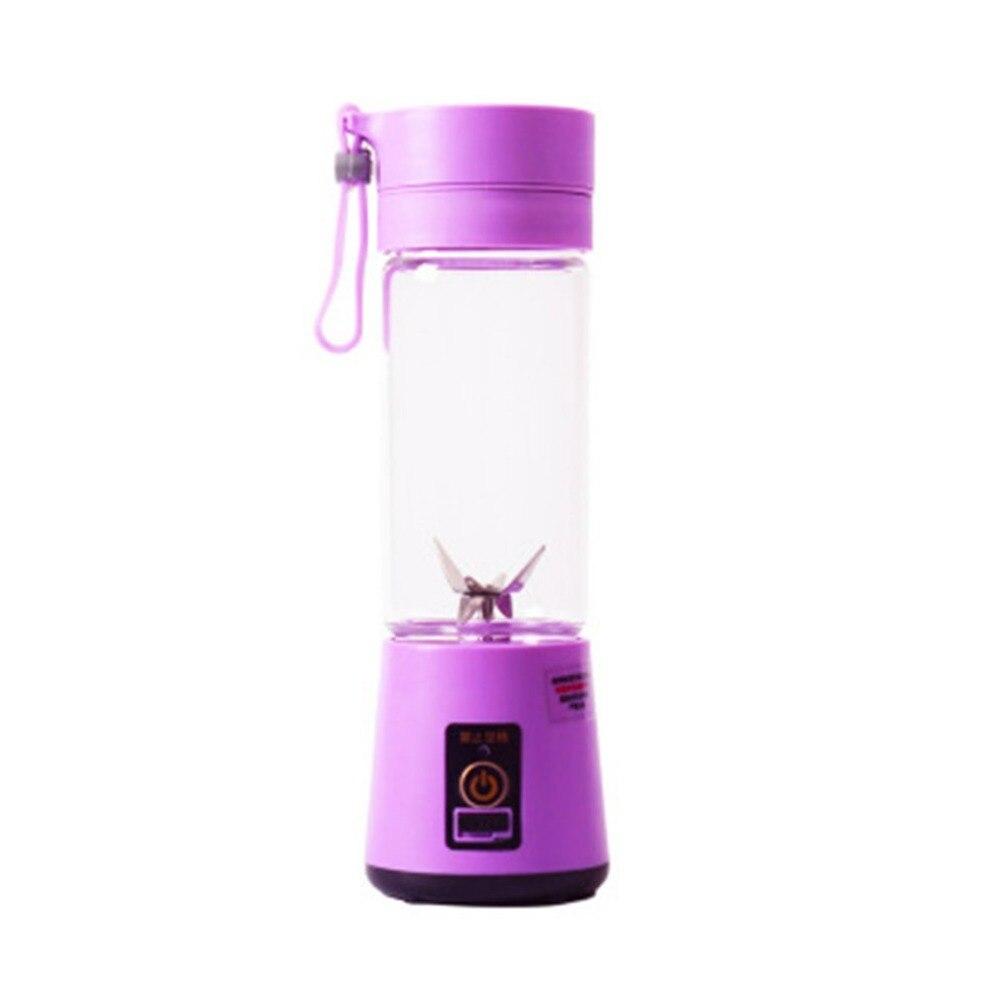 HTB1BkDjOjDpK1RjSZFrq6y78VXac 380ml Portable Mini Electric Fruit Juicer Handheld Smoothie Maker Blender Stirring USB Rechargeable Juice Cup Water