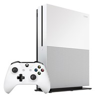 Microsoft Xbox One S + Tom Clancy's The Division 2, Xbox One S, White, 8192 MB, AMD Jaguar, AMD Radeon, HDD